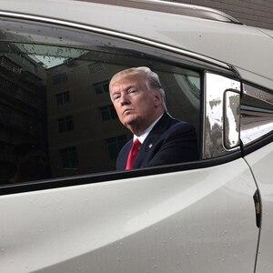 Для экстерьера автомобиля стикер окна козырная наклейка пассажирское боковое окно творческий наклейки на авто украшения Аксессуары