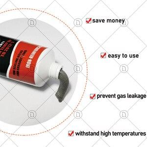 Image 3 - Выхлопная паста для ремонта автомобильных труб, клей герметик, высокотемпературный клей для труб, утечка, подсоединение воздуха, клей наполнитель, автомобильный герметик