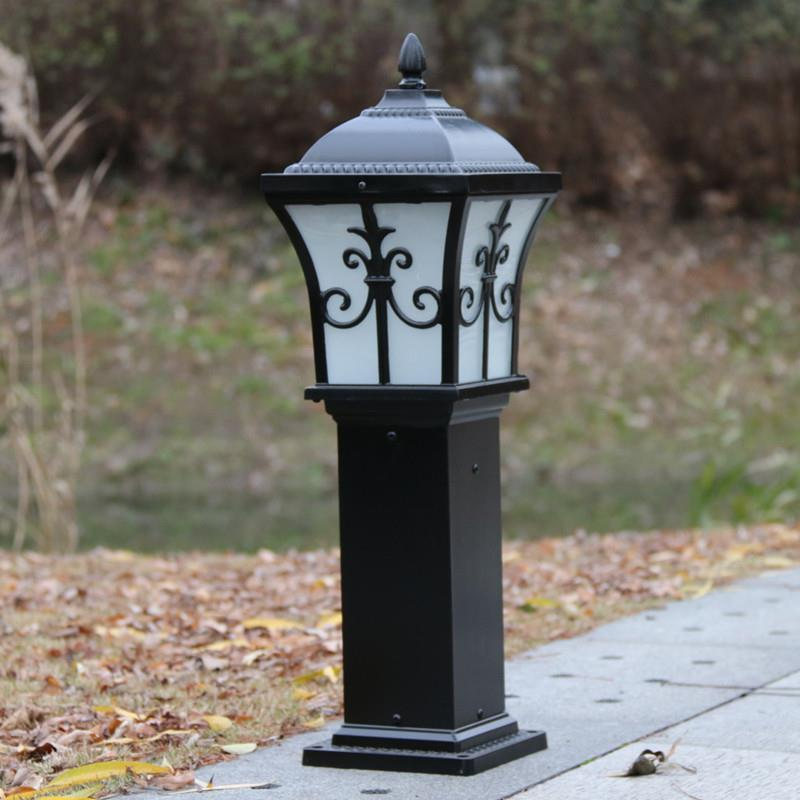 Lighting Luce De Lampe Exterieur Lamp Ogrodowa Decoracion Jardin Exterior Tuinverlichting Led Outdoor Garden Light enlarge