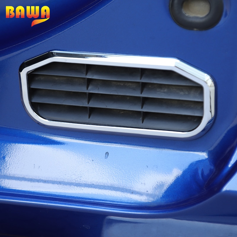 BAWA Car Stickers for Dodge RAM Car Door Air Vent Outlet Decoration Cover For Dodge RAM 2010-2017 Car Accessories enlarge