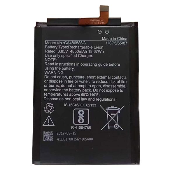 Batería Para InFocus CA486586G Batería Del Teléfono móvil MQNLQ