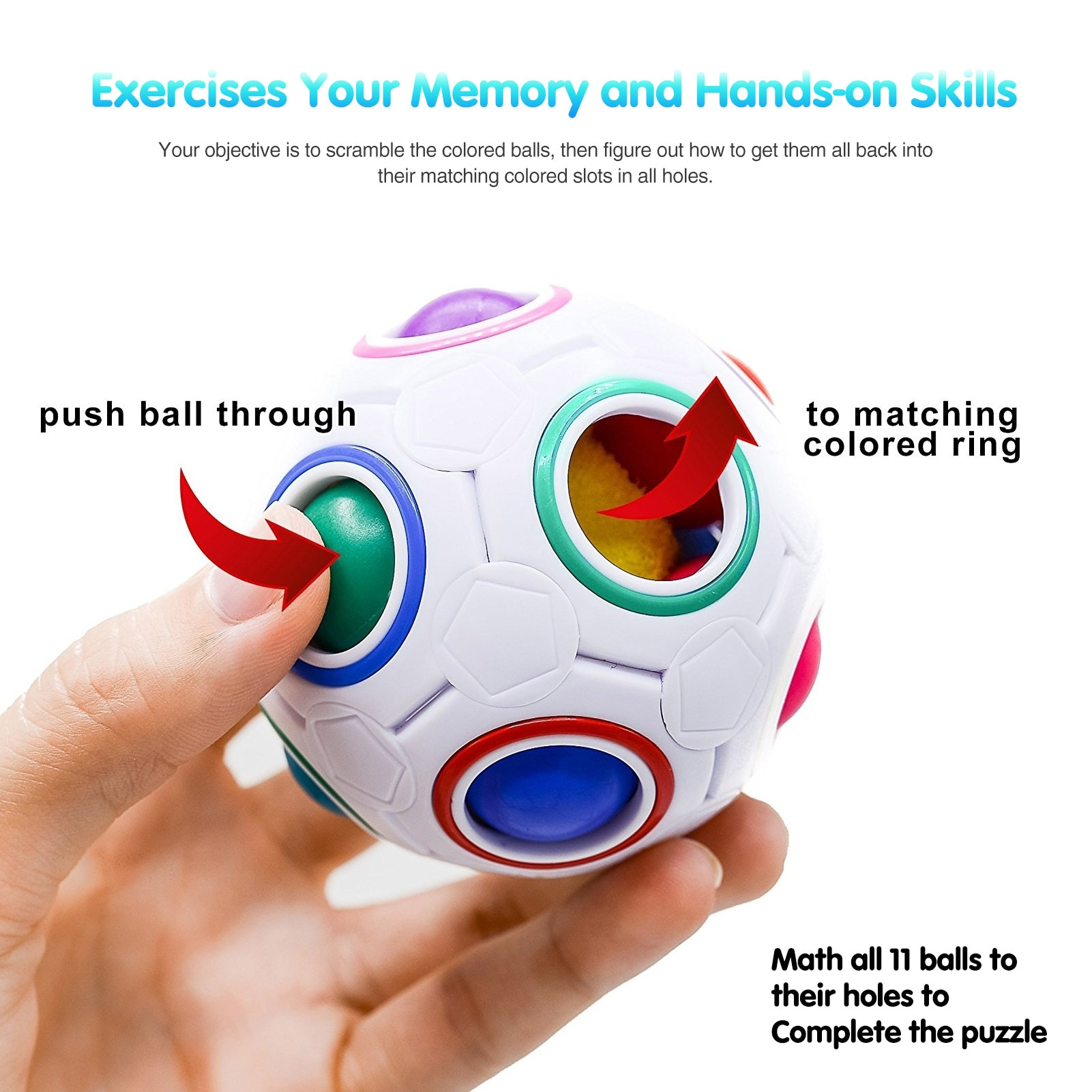 23PCS Sensory Toy Set Durable Decompression Sress Reliver Toy Fidget Sensory Toy Set Simple Dimple Fidget Toy enlarge