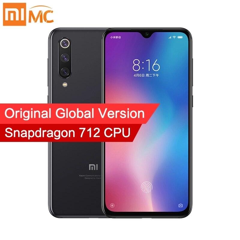 """Глобальная версия смартфона Xiaomi Mi 9 SE Mi9 SE 6GB 128GB Snapdragon 712 CPU 5,97 """"AMOLED FHD + экран 48 МП Тройная камера NFC CE"""