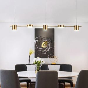Nordic Style Extremely Simple Chandelier Post Modern Restaurant Long Chandelier Modern Chandelier Bar Chandelier