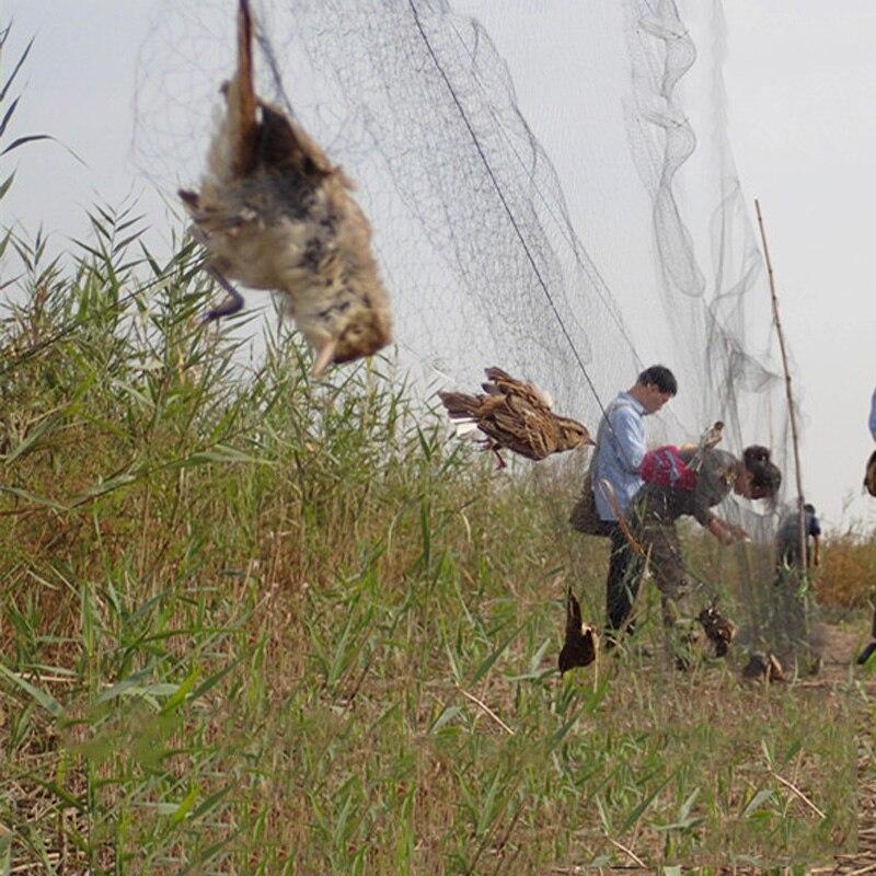 Plasa anti păsări, plasă de pescuit, capcane culturi legume pom fructifer legume flori grădină protejează, controlul dăunătorilor