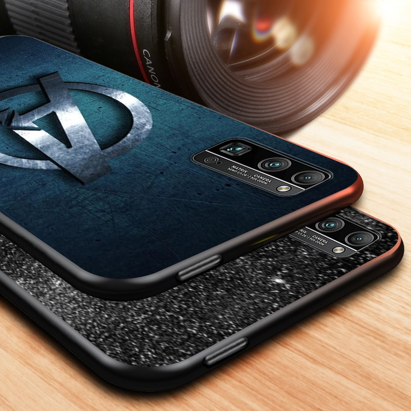 Marvel's The Avengers for honor 8 9 10 10i 20 20i 20E 20S View 20 30 30i 30S 10X X10 V20 V30 Pro Plus Lite RU Black Phone Case