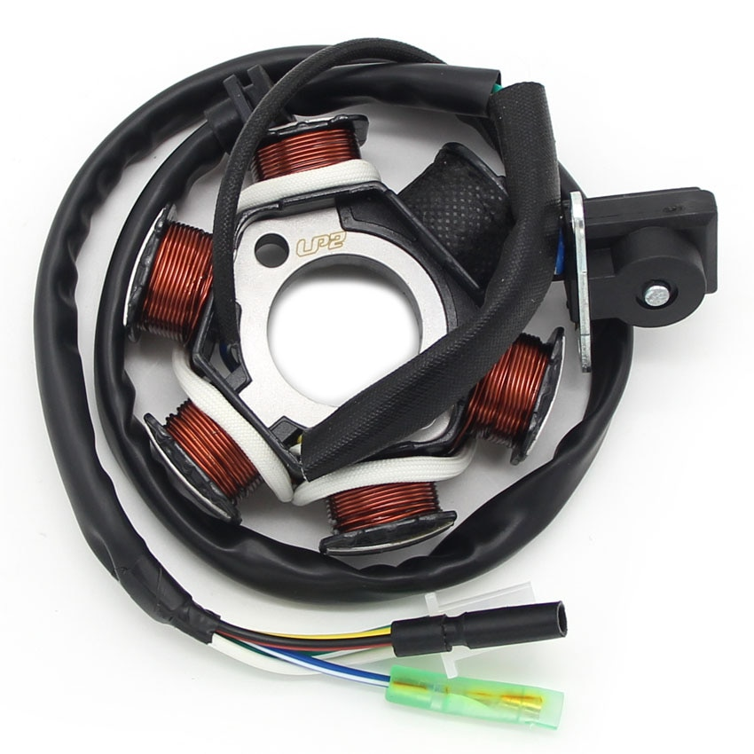 Motorcycle Magneto Stator Ignition Generator Coil For Can-Am DS90 2x4 2008 2009 2010 2011 2012 2013 2014-2017 DS70 V31100CJF010