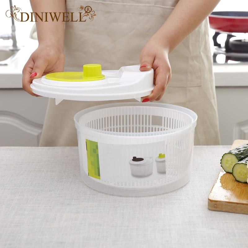 Салат-Спиннер, салат, зелень, стиральная сушилка, сливной фильтр, фильтр для мытья, сушка, листовые овощи, кухонные аксессуары