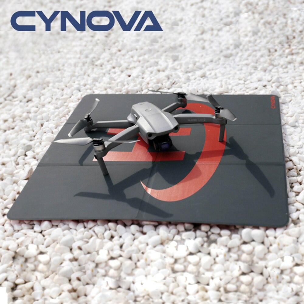 Almofada de Pouso Estacionamento para Dji 50cm para Dji Cynova Câmera Drone Mavic Mini 2 ar Dobrável Almofada Fpv Universal Atacado