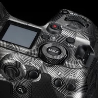 r5 anti scratch coat wrap protective cover sticker for canon eos r5 camera skin decal protector premium decal skin 3m vinyl