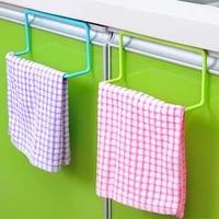 Porte torchon a suspendre  accroche aux portes de placards pour un rangement efficace des serviettes dans la cuisine et salle de bain  accessoire porte-serviettes