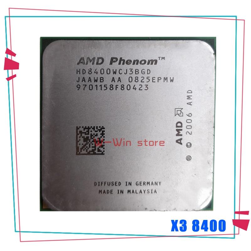 AMD Phenom X3 8400 2,1 GHz Triple-Core CPU procesador HD8400WCJ3BGD hembra AM2 +