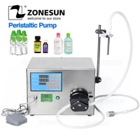 zonesun zs yt80 semi automatic small perfume oil bottles liquid filling machinery for olive oil water
