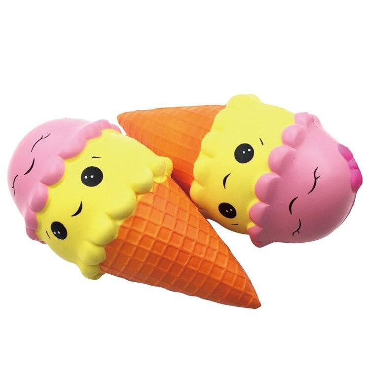 Juguetes blandos suaves blandos, blandos, de color helado, de 18 CM, 22 CM, juguetes blandos y buenos olor perfumado