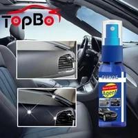 30ml auto plastic part restorative agent interior wax retreading renewed car refurbishing renovated coating car light cleaner