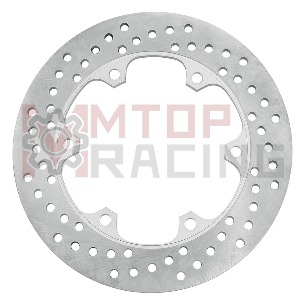 Disco de freno trasero para Honda CBR1000 F (1987, 1988, 1989, 1990, 1991, 1992) VT1100 C (1998, 1999, 2000 01 02 03 04 2005) de Rotor de freno de 276mm
