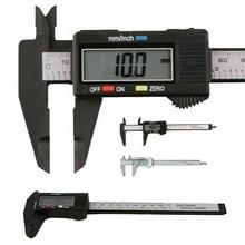 6' Digital Vernier Caliper 150mm Stainless Steel Micrometer Electronic Tools UK