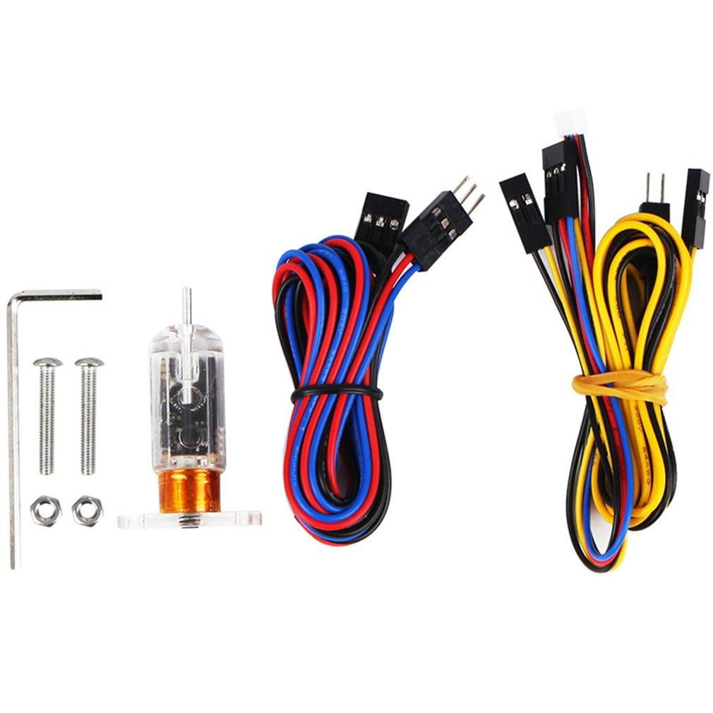 Impressora 3d z-sonda bltouch sensor de nivelamento automático cama automática sensor de nivelamento de toque para anet a8 mk8 i3 melhorar a precisão
