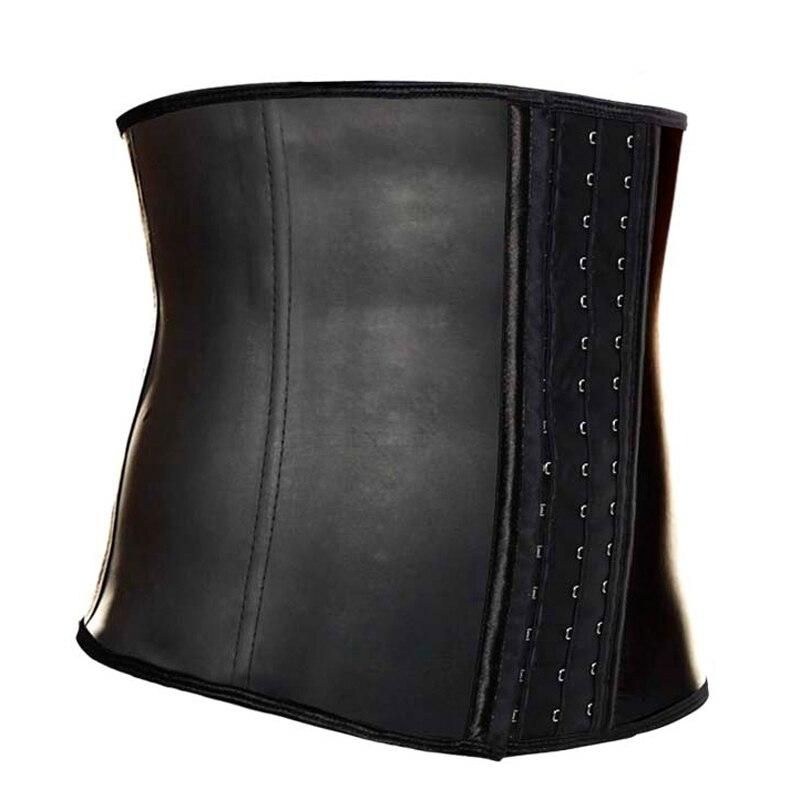 الرجال مشد مدرب خصر 9 الصلب الجوفاء محدد شكل الجسم مشد للخصر مشد حزام حزام الرجال ملابس داخلية الرجال فقدان الوزن حزام