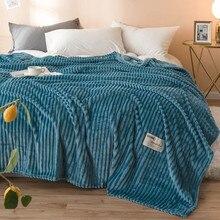 Ucuz yüksek kalite sıcak satış 200x230cm marka ekose battaniye süper yumuşak atmak polar battaniye yatak kış ekose yatak örtüleri