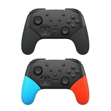 Gamepad Turbo Bluetooth Wireless Game Controller For Nintendo Switch, Computer Use, Rechargeable Wit