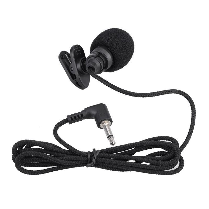 Mini solapa con Clip, solapa con conector de 3,5mm, micrófono condensador, grabadora de voz, pluma, Guía para ordenador, PC y portátil