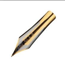4 pcs/Lot Jinhao 159 450 599 750 911 250 stylo plume conception Universelle grand Stylo plume pointe Dor 0.5mm Droite Plume