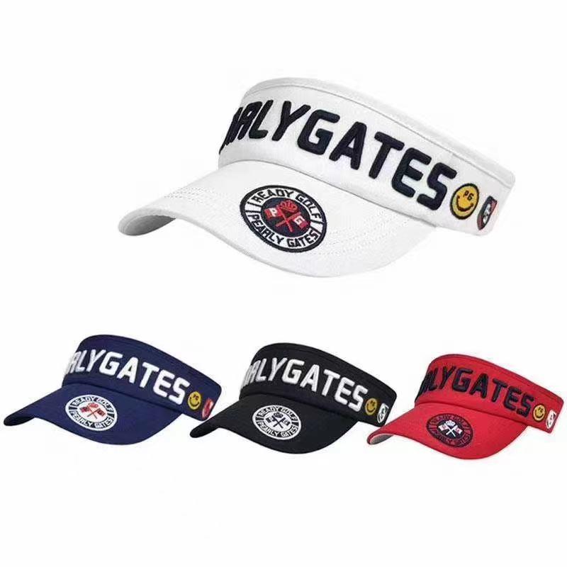 Новинка 2021, мужские и женские кепки для гольфа, шляпы от солнца для отдыха, пустые головные уборы
