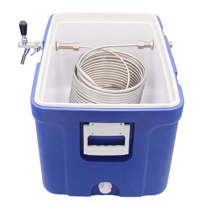 مجموعة تحويل صندوق جوكي 120 بوصة ، ملف واحد قابل للتعديل للتحكم في التدفق ، قم بإنشاء صندوق جوكي الخاص بك ، صندوق البيرة