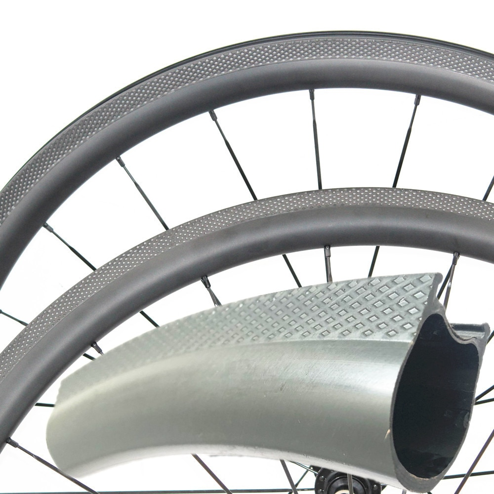 38mm freno cara Viper 260 ° Superlight 25mm ancho Tubeless carbono bicicleta V freno rueda Clincher U rueda de bicicleta con forma de listo