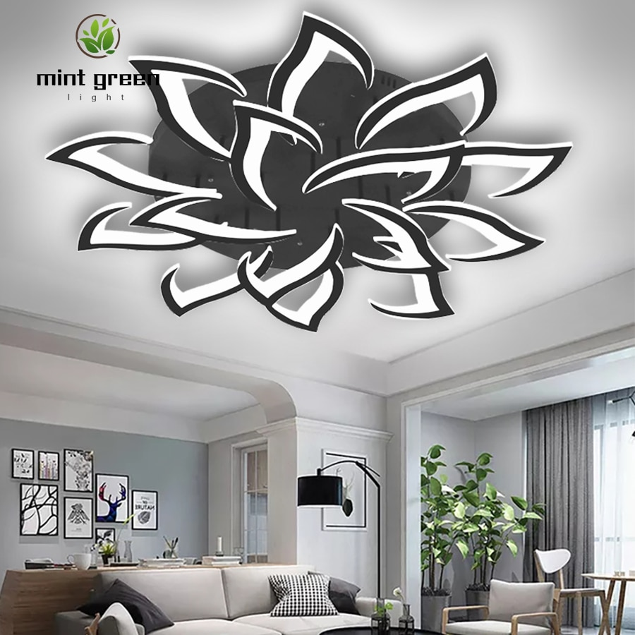 Fantasy Island NEW Modern LED Ceiling lights For Living Room Bedroom Study ceiling lamp kitchen lighting Fixtures Dimmable