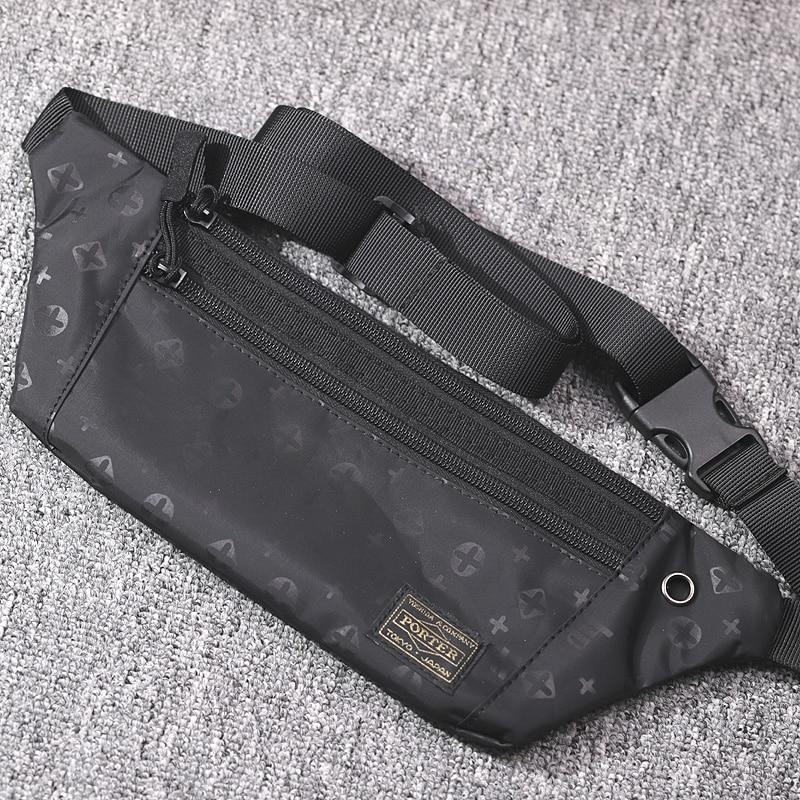 Модные Мужские поясные сумки, винтажные поясные сумки, женская поясная сумка из искусственной кожи, винтажные Мужские поясные сумки, оптова...