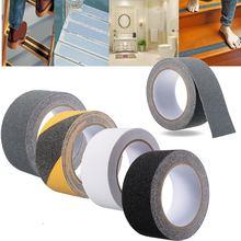 Rubans antidérapants sûrs pour escaliers   5x500 cm robinet de bricolage givré, autocollant antidérapant pour salle de bains, fournitures pratiques