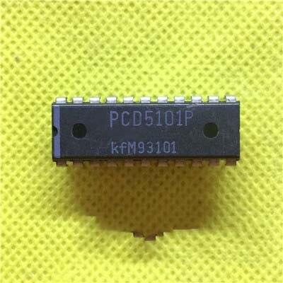10 pçs/lote PCD5101P PCD5101 DIP-22