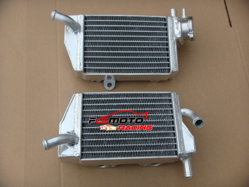 Aluminum Alloy Radiator For KTM 65 SX XC 65SX 65XC 2009 2010 2011 2012 2013 2014 09 10 11 12 13 14