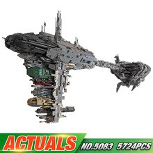 Nieuwe 05083 Star Speelgoed Oorlog Compatibel Met Moc 5083 Ucs Nebulon-B Medische Fregat Model Bouwstenen Bakstenen Kinderen kerstcadeaus