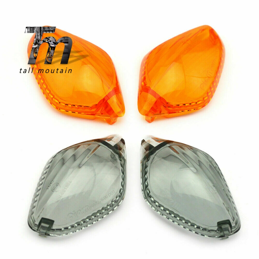 Indicador lámpara lente para HONDA CBR500R CB500X CB500F CB650F CBR650F 2013 14 15 16 17 2018 accesorios de la motocicleta