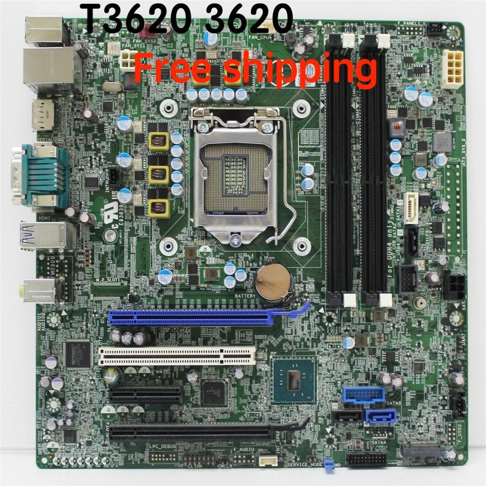 لوحة أم T3620 3620 من DELL 9WH54 09WH54 MWYPT 0MWYPT لوحة أم 100% تم اختبارها بالكامل