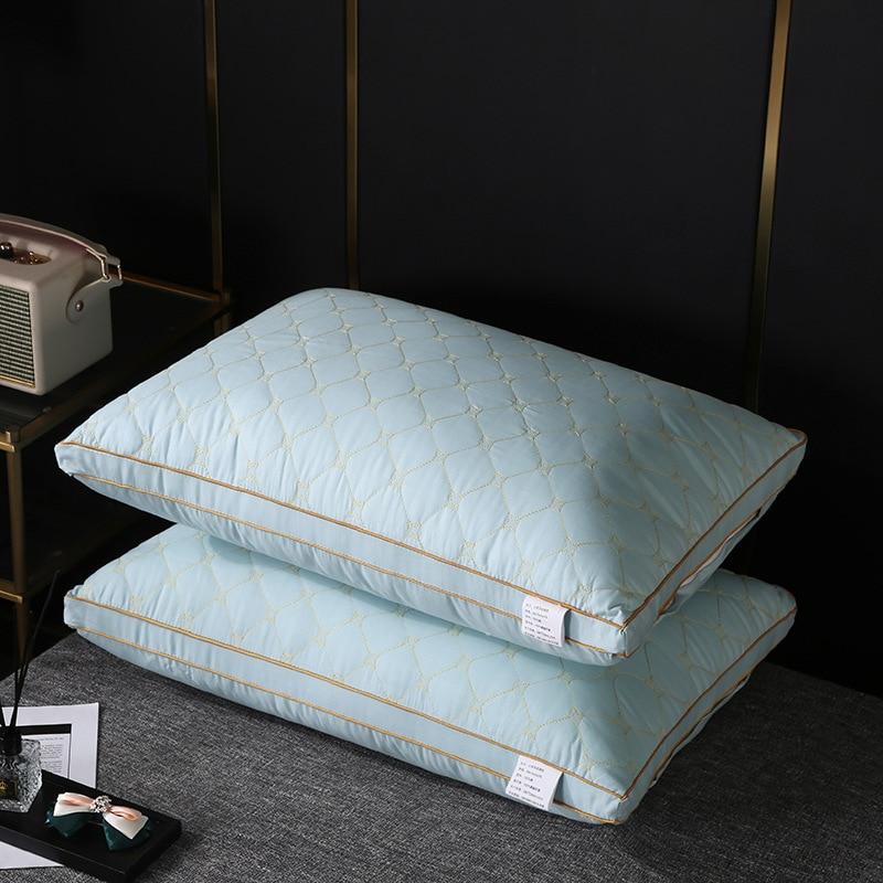 Новый стиль, трехмерная Подушка с начесом, двухсторонняя трехмерная Подушка 48*74 см Подушки на кровать      АлиЭкспресс