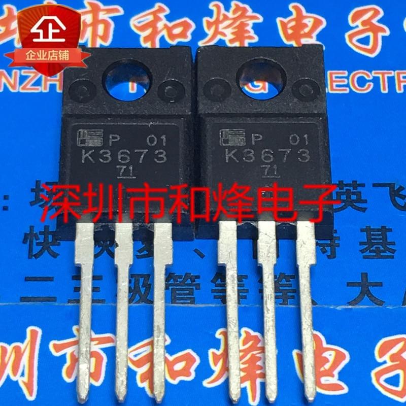 Original 5pcs/ 2SK3673 K3673 TO-220F 700V 10A