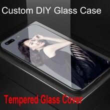 Diy Gepersonaliseerde Custom Case Voor Samsung Galaxy M10 M20 M30 M10S M20S M30S A2 Core A9 A8 A7 Plus 2018 a51 Deksel Aangepaste Foto