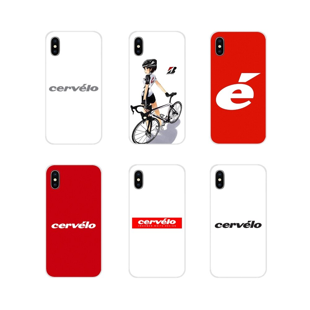 Cervelo Bike Team Bicicleta Ciclismo Logotipo Do Telefone Móvel Bag Capa Para Xiao mi mi mi 4 5 6 5S mi mi mi A1 A2 A3 5X 6X 8 CC 9 T Lite SE Pro