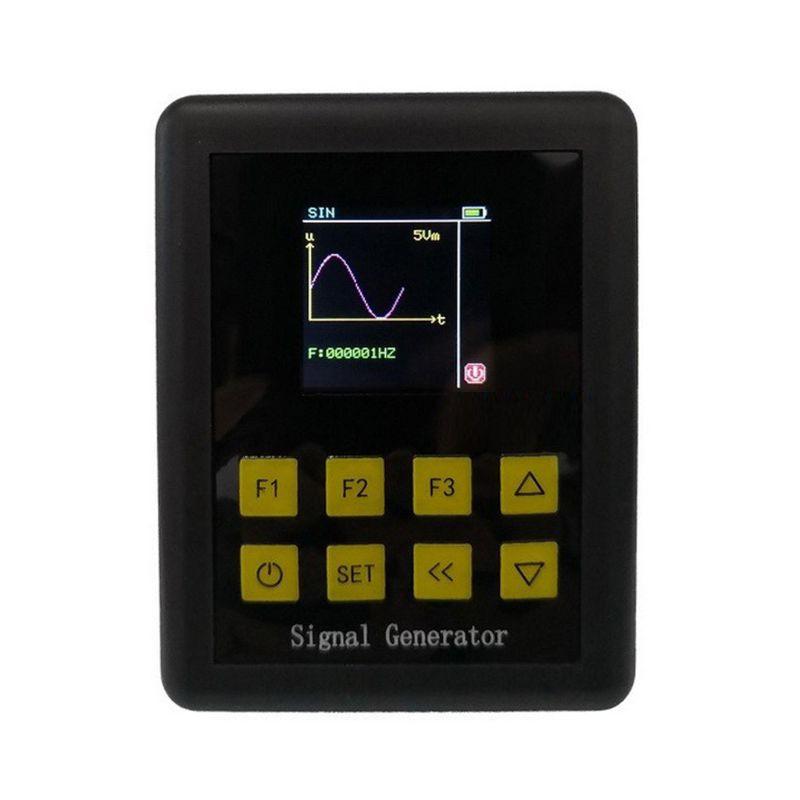 Fuentes de generador de señal ajustable batería integrada Pwm Pulse Sine Wave voltaje de corriente analógica simulador