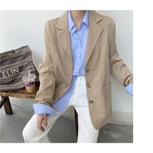 blazer for women spring long-sleeved suit coat  3231#
