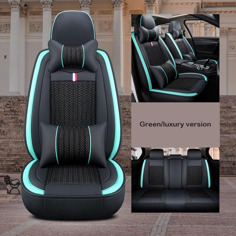 Cubierta Universal de asiento de coche para BMW e30 e39 e36 e34...