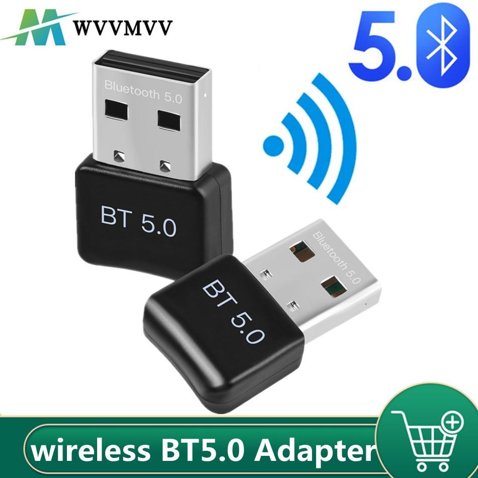 Фото - Wireless USB Bluetooth Adapter 5.0 for Computer Bluetooth Dongle USB Bluetooth PC Adapter Bluetooth Receiver Transmitter bluetooth