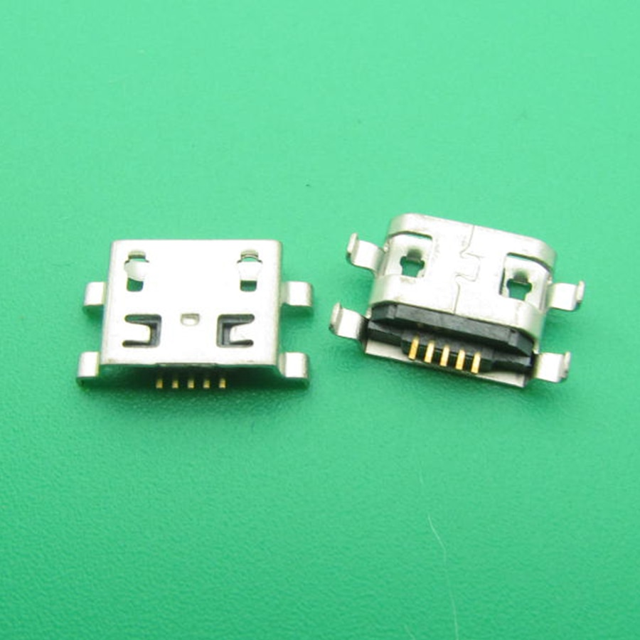 20 unids/lote Micro USB carga datos Sync conector de puerto de alimentación para Teclast P11HD P78S P88S mini Vido Mini One M1 M10 S etc