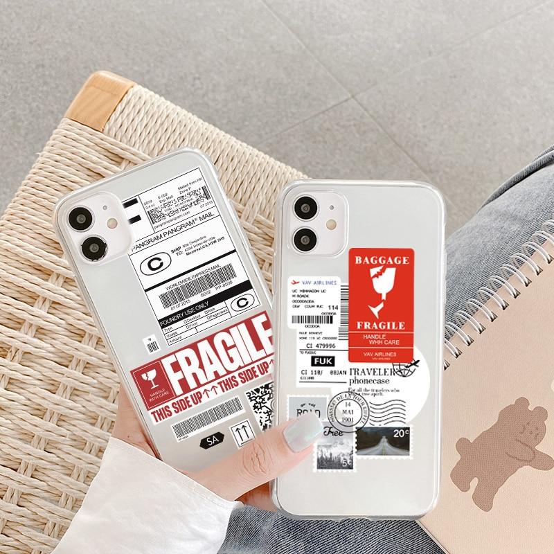 Funda blanda transparente para funda de teléfono para Xiaomi Redmi Note 10, 9, 8 Pro, Note 7, 8t, 9s, 9 lite, 9t y A3