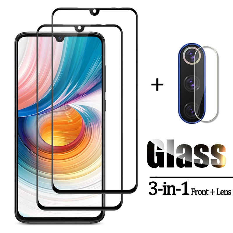 2 Pcs Glass + Camera Film for Mi9 Lite Xiaomi 9 T Pro Tempered Glass Mi 9 Se Xiomi 9Lite Mi 9T Screen Protector Mi9Se Xaomi Mi9T