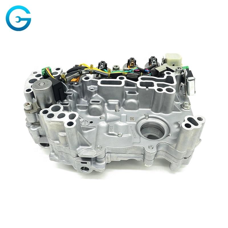 Car Spare Parts JF015E Transmission Valve Body For Nissan enlarge